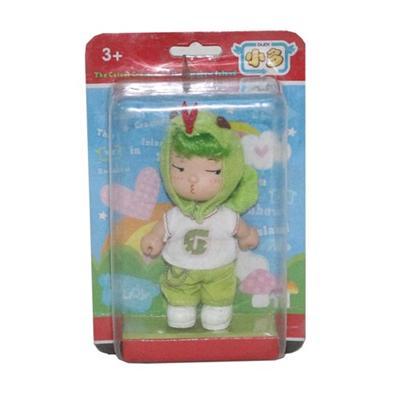 Baby G Kurhn Doll in No 6 Street Wear