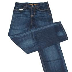 Seventy Seven Blue Ladies Straight Fit Jean