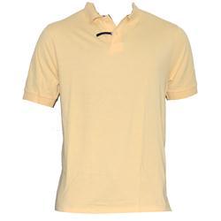 M&S Blue Harbour Yellow Cotton Men's Polo