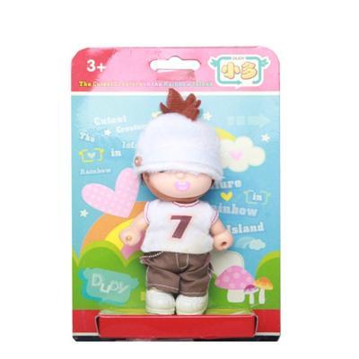Mr G Kurhn Doll in No 7 Street Wear