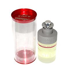 Emergency Men's Eau De Parfum Natural Spray 80% Vol 100ml