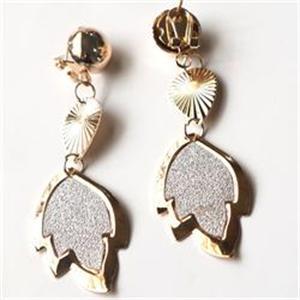 Fashion Gold Drop Earrings