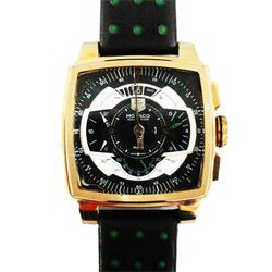 Tag Heuer Monaco Independence Auto Leather Men's Watch
