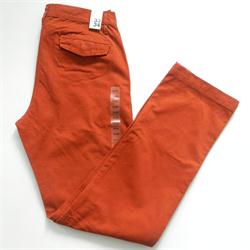 Gap Brick Red Men's Chinos Trouser