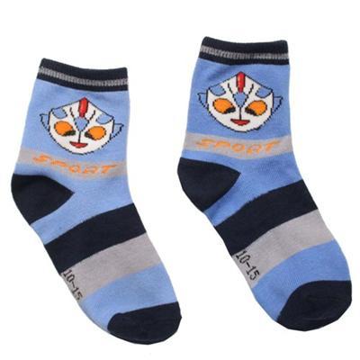 Blue/Navy  Stripe Kids socks 13