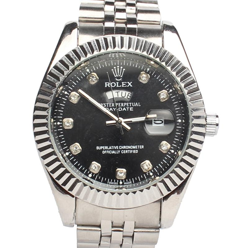 Rolex Stainless Stainless Steel Men's Watch
