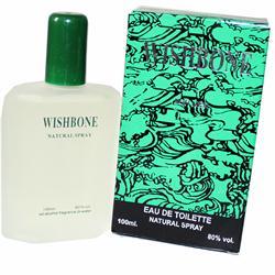 Wishbone Natural Spray For Men 100ml