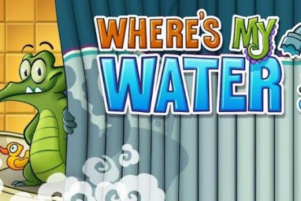 ¿Donde esta mi Agua?: Un juego gracioso y adictivo de Disney