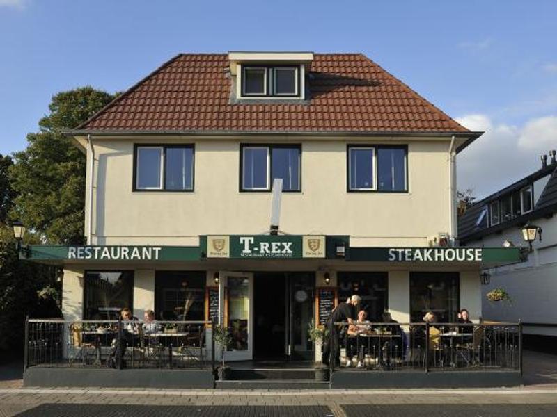 Reserveer een tafel bij restaurant steakhouse t rex in putten for Restaurant t rex