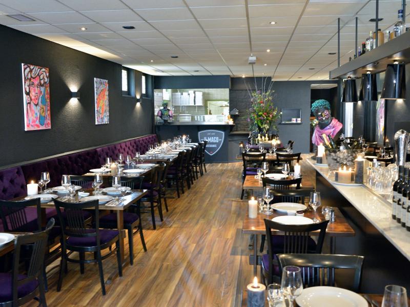 Reserveer een tafel bij restaurant ristorante il mago in - Mago ma bel ...