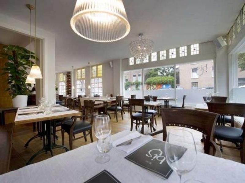 Reserveer een tafel bij restaurant bis den haag in 39 s for Den haag restaurant