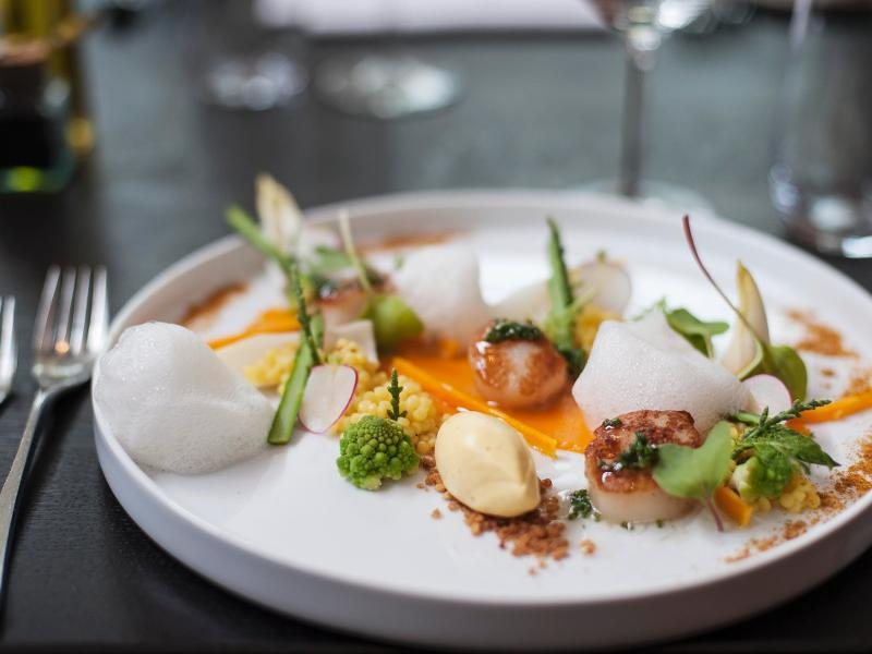 Reserveer een tafel bij Restaurant Cucina Del Mondo in Heerlen