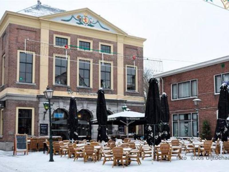 Reserveer een tafel bij Restaurant De Hoofdwacht in Brielle