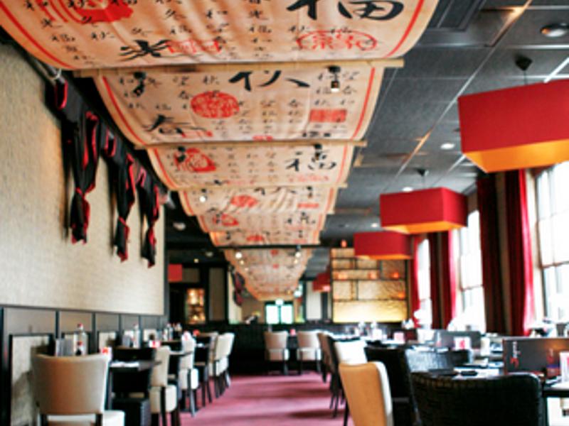 binnen bbq restaurant