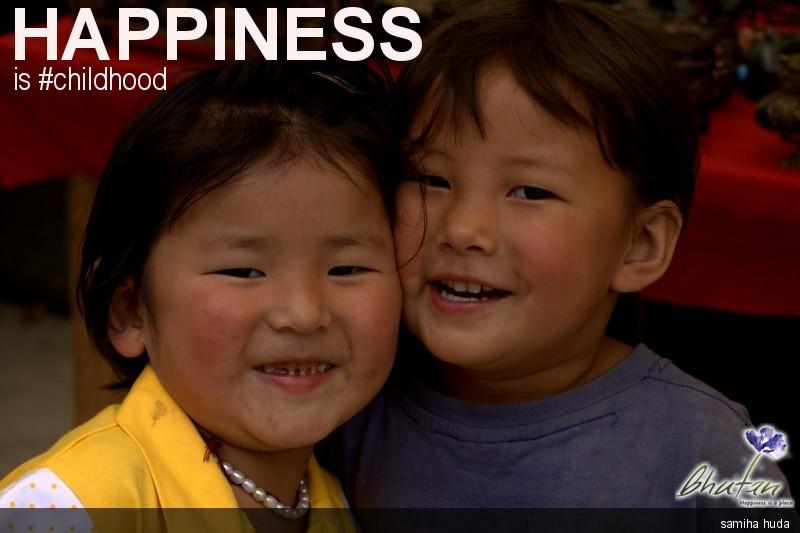 Happiness is #childhood