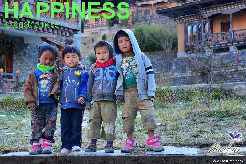 Happiness is togetherness