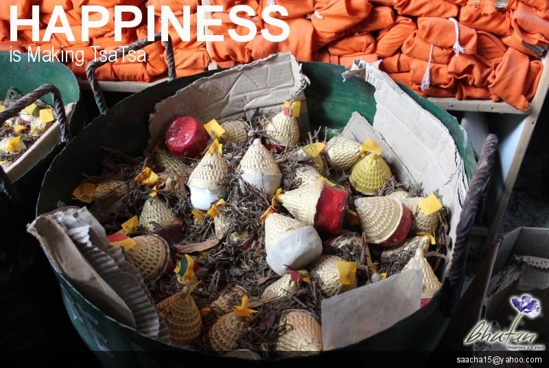 Happiness is Making TsaTsa