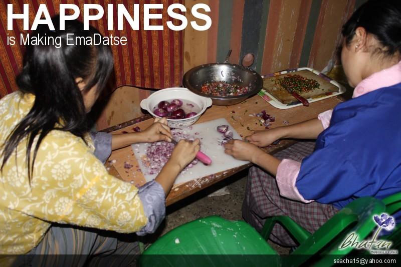 Happiness is Making EmaDatse