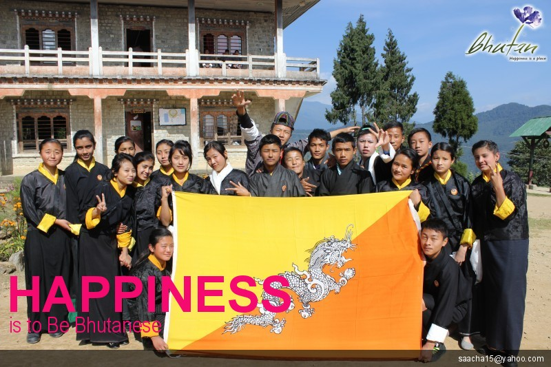 Happiness is to Be Bhutanese