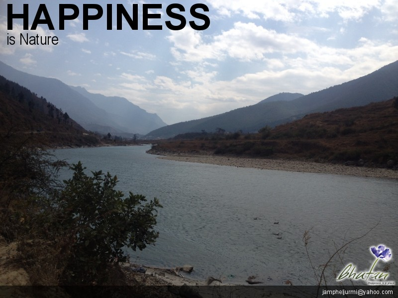 Happiness is Nature