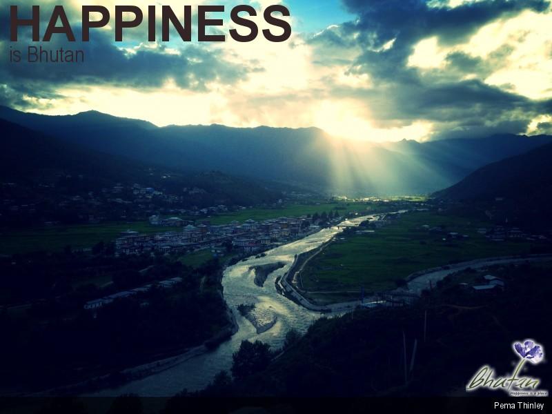 Happiness is Bhutan