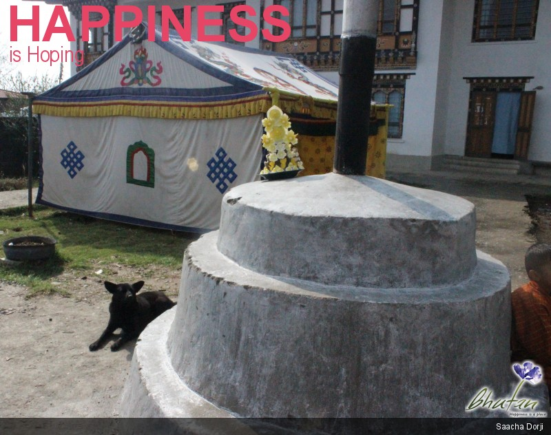 Happiness is Hoping