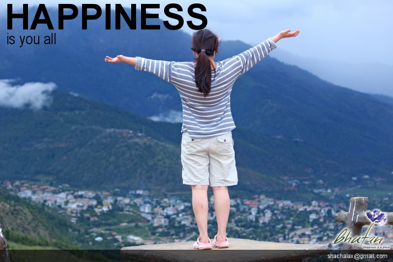 Happiness is you all