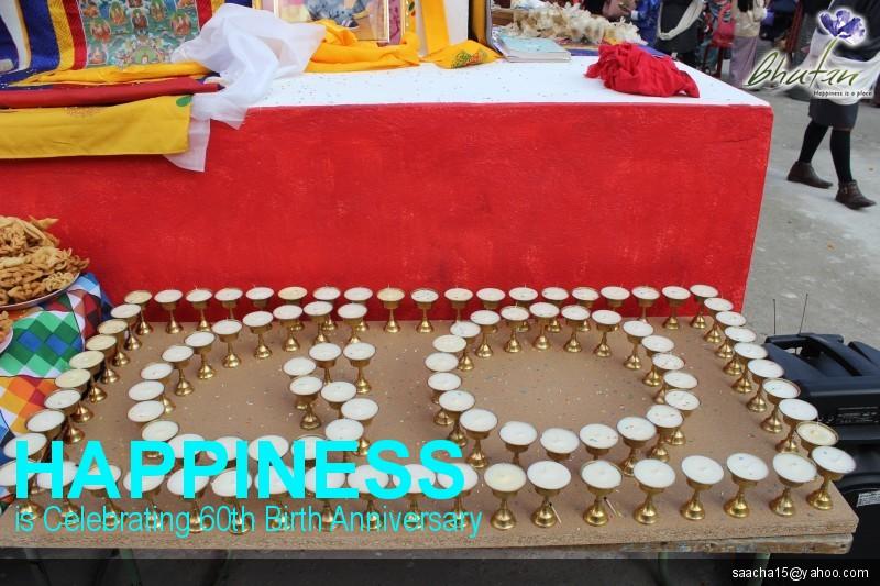 Happiness is Celebrating 60th Birth Anniversary