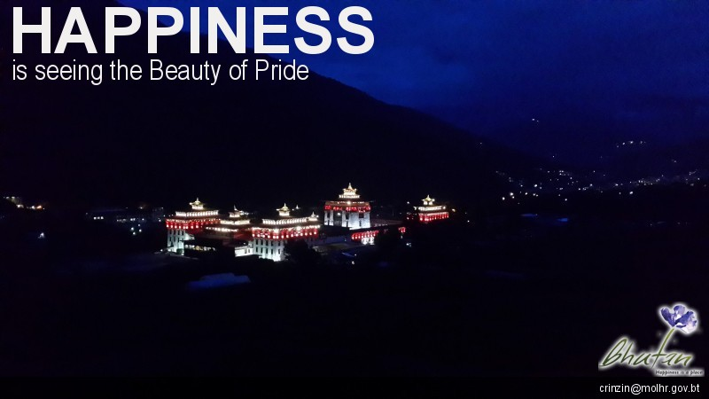 Happiness is seeing the Beauty of Pride
