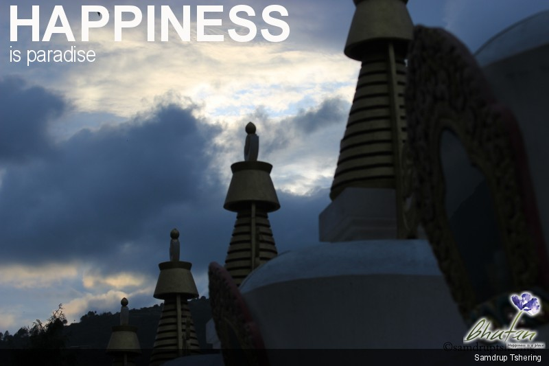 Happiness is paradise