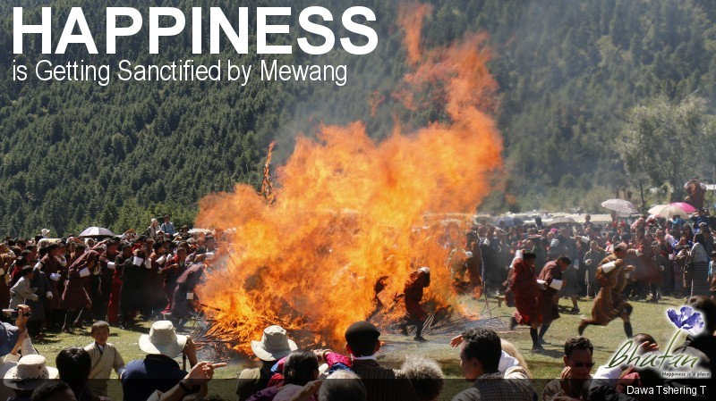 Happiness is Getting Sanctified by Mewang