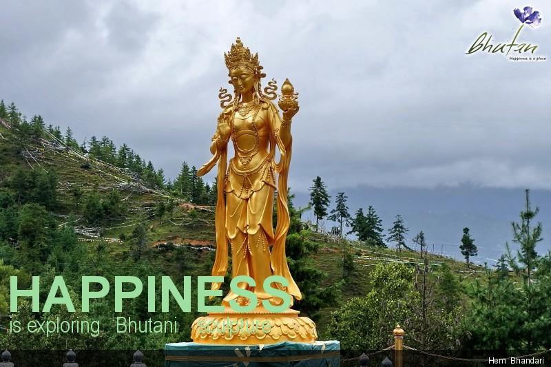 Happiness is exploring   Bhutani    sculpture
