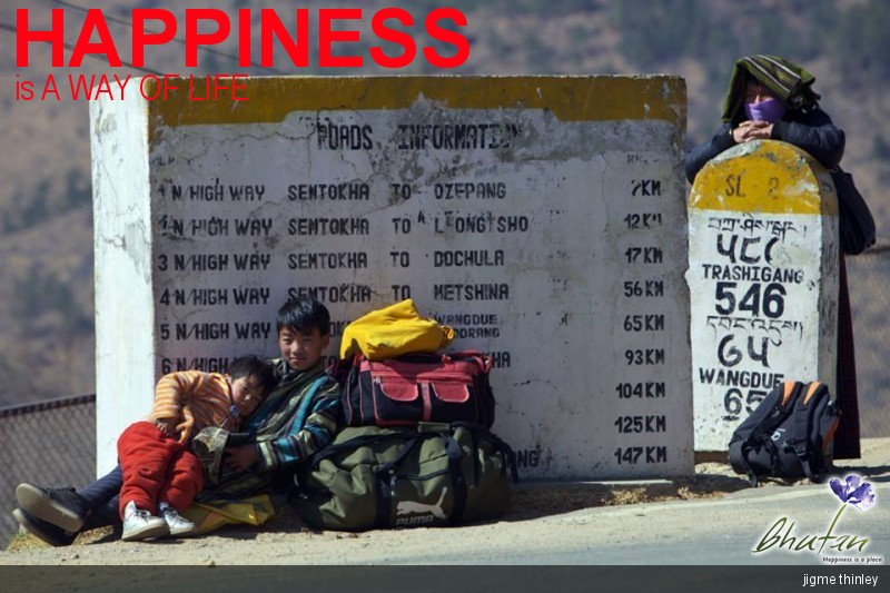 Happiness is A WAY OF LIFE