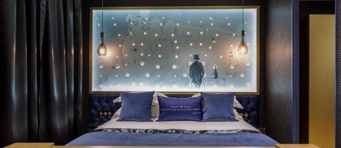 hotel les bulles de paris paris hotel por horas. Black Bedroom Furniture Sets. Home Design Ideas
