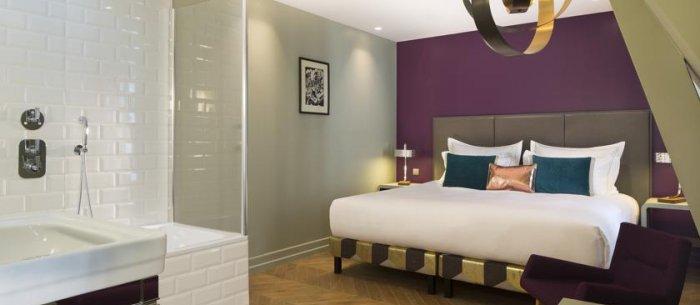 Hotel Monsieur Cadet Hôtel & Spa