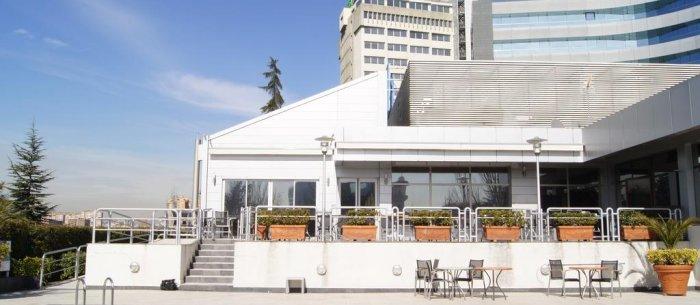 Hotel novotel madrid puente de la paz madrid ahora for Gimnasio 24h madrid