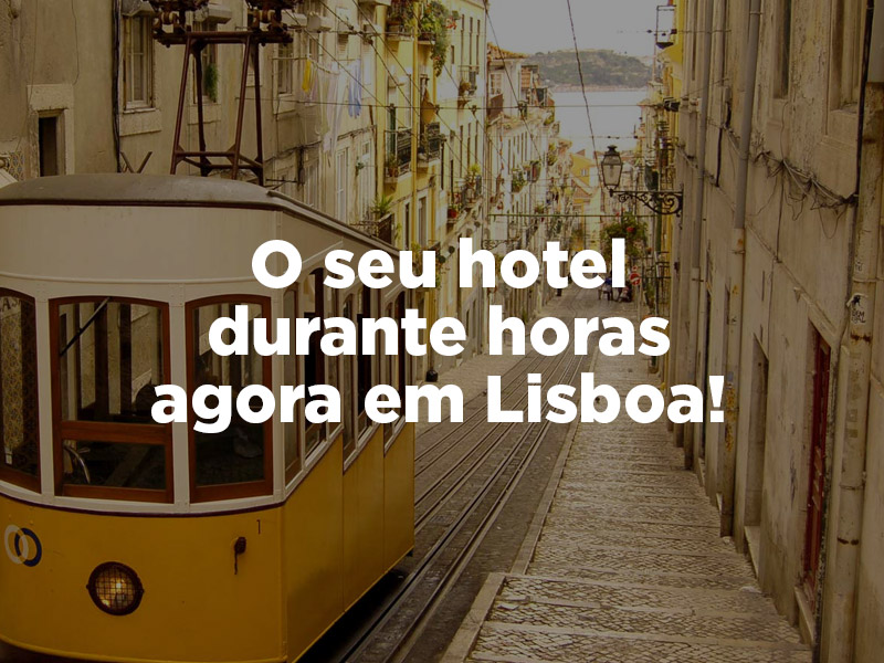 Hotel hours in Lisboa