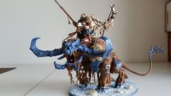 Stonehorn Side View