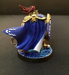 Knight Questor Back View
