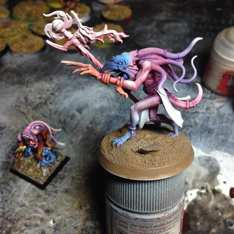Single And Sober Hookup Slaanesh Daemon
