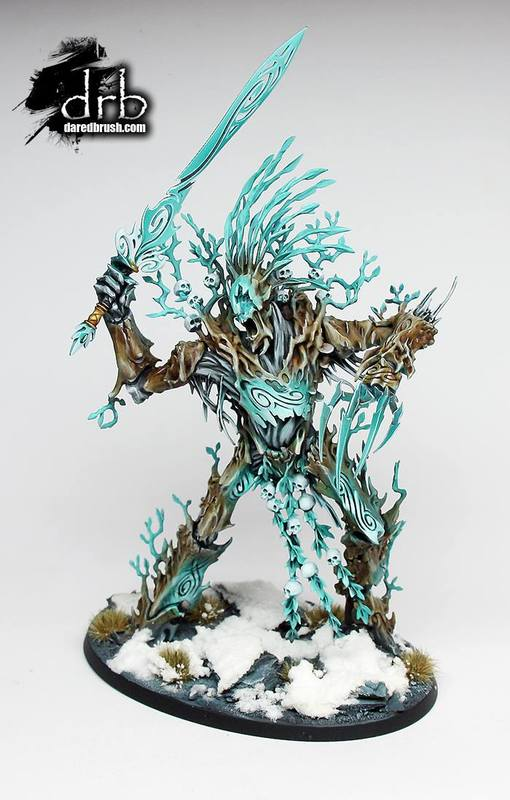 Spirit of Durthu - Sylvaneth Winter Army