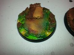 Bases for a friends Death Army