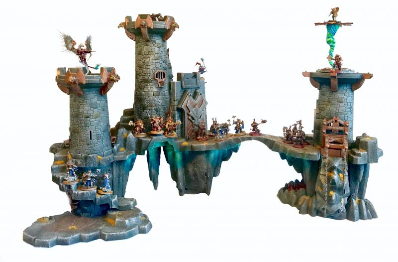 Dragon Fortress (from Playmobil)