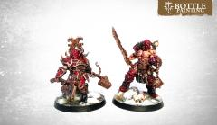 Khorne Blood Bound Heroes