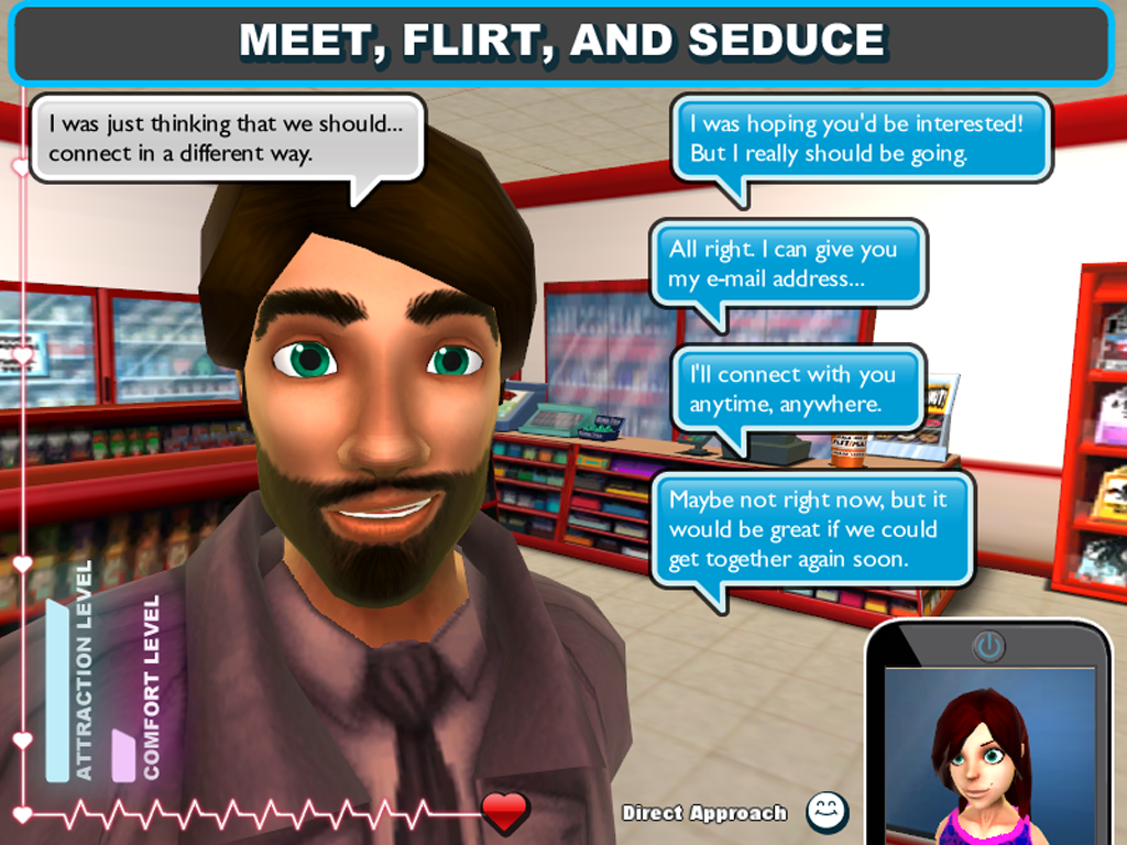 flirting games download