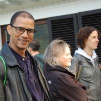Houcine El Akhnif, Murielle Surquin et An Ielegems