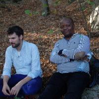 Jean-Benoît Falisse et Serge Mayaka