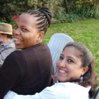Rachael Tembo et Sanghita Bhattacharyya
