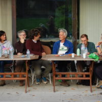 La Première Cène? - Avec Miguel de Clerck, Virginie Jumel, François Dossogne, Bruno Meessen, Christophe Nothomb, David Hercot et Fabienne Richard