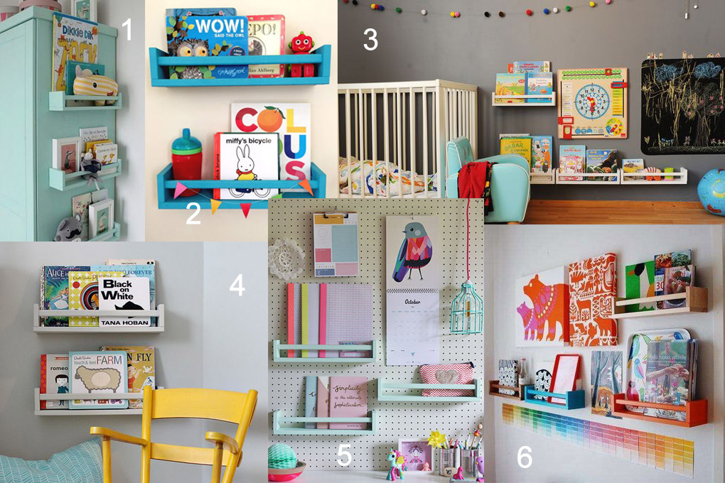 Ikea 6 simple treasures for kids 39 rooms the curve - Room decor for small spaces style ...